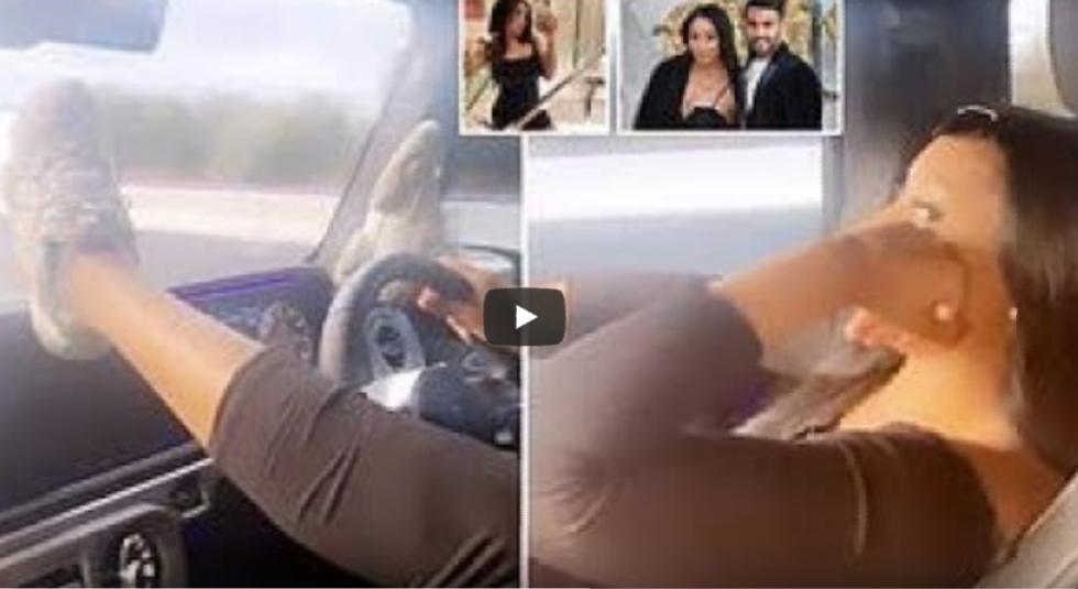 Video koji je digao Britaniju na noge: Šta radi supruga zvijezde Sitija?