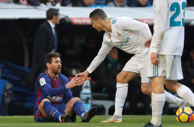 Koje sve rekorde zajedno drže Mesi i Ronaldo