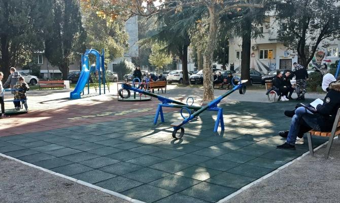 U izgradnju dječjih igrališta u ovoj godini uloženo skoro 140.000 eura