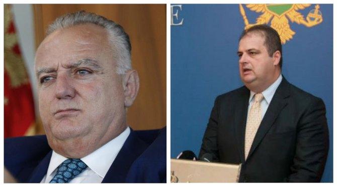 Zenka: Nije sporno što nije bilo crnogorske zastave; Nimanbegu: Isticana je zastava Albanaca, ne Albanije