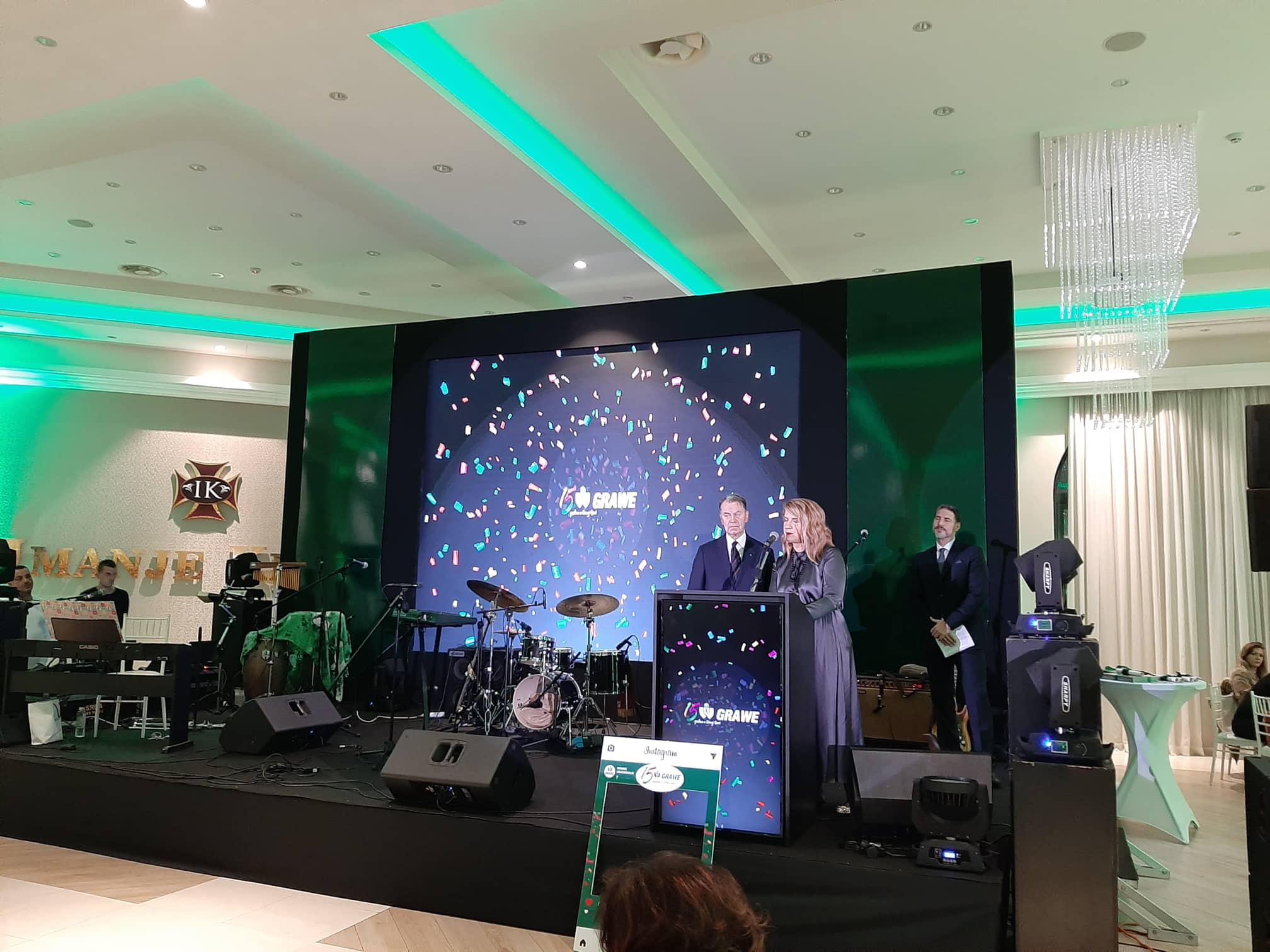 GRAWE osiguranje proslavilo 15 godina poslovanja u Crnoj Gori