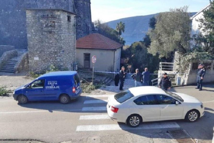 Ubijen Šćepan Roganović u Herceg Novom