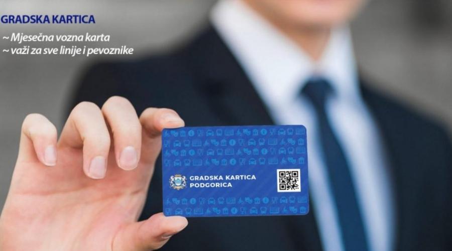 Od sjutra: Testiranje sistema elektronske kartice u autobusima