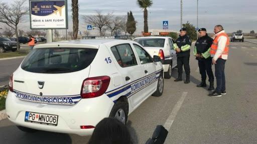 Komunalna policija: Podgoričani, poštujte red