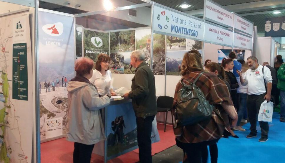 Ponuda crnogorskih nacionalnih parkova u Novom Sadu