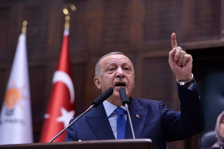 Erdogan: Saveznici ne smiju ostaviti Tursku