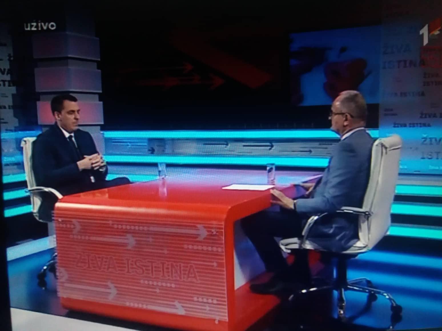 Vuković: Tehnička vlada je neprihvatljiva