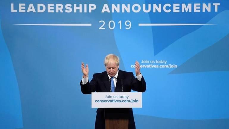 Boris Džonson - nepokorena žeđ za vlašću