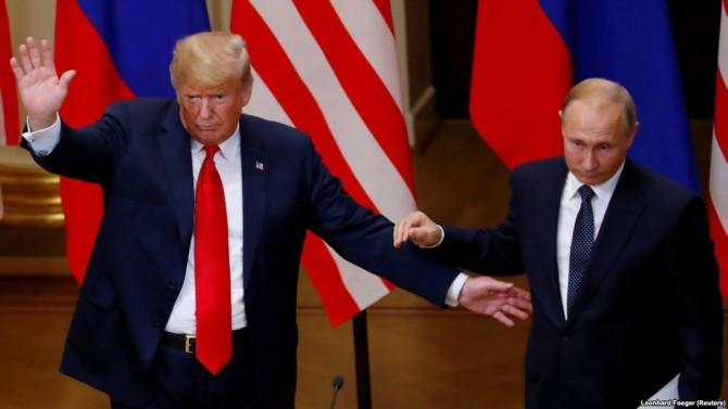 NYT: Tramp je ili agent ruskih obavještajnih službi, ili zaista uživa da glumi jednog na TV-u