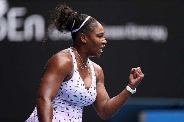 Serena bez problema do drugog kola AO
