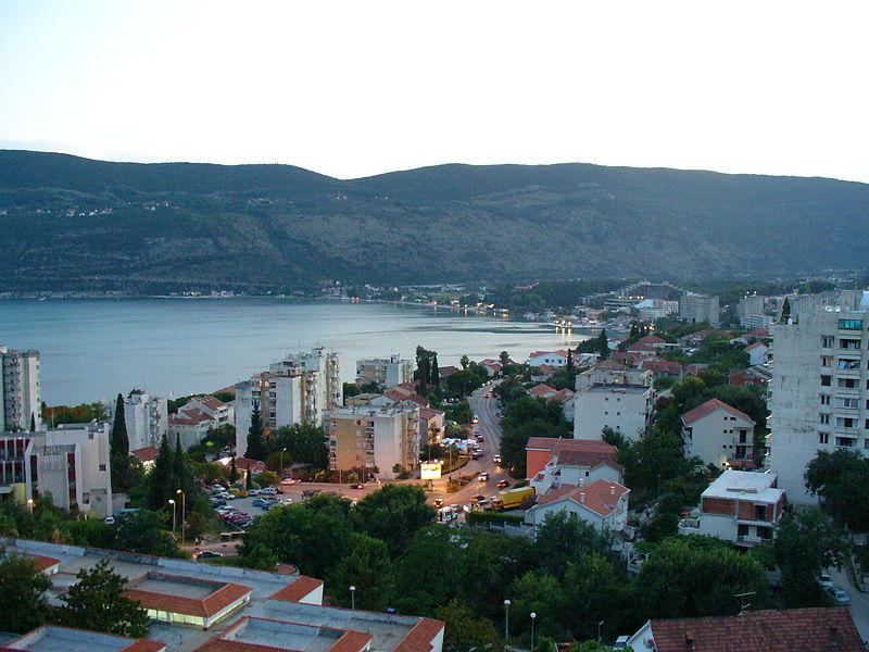 Više turista u Herceg Novom i Tivtu