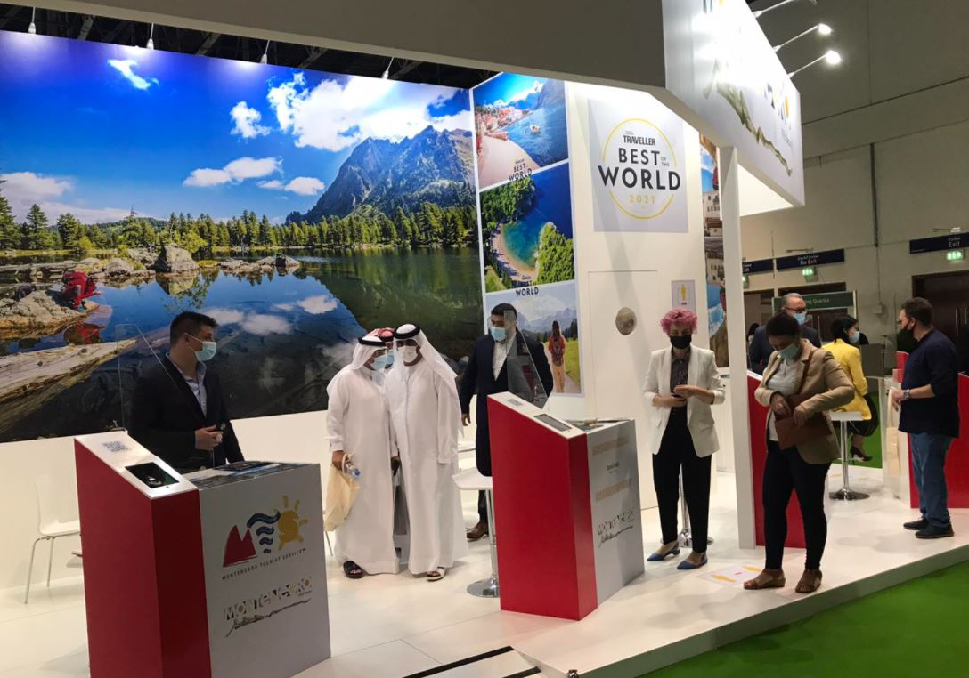 NTOCG predstavlja ponudu destinacije na Arapskoj berzi turizma u Dubaiju