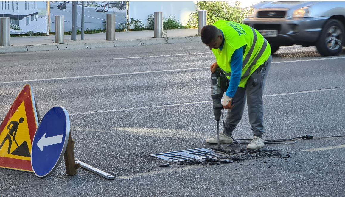 Počela rekonstrukcija: Ulica Kralja Nikole dobiće potpuno novi izgled