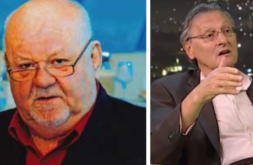 Perović: Ćosićev nacionalizam je seljačka rabota; Sidran: Nacionalizam je instrument za upravljanje masama