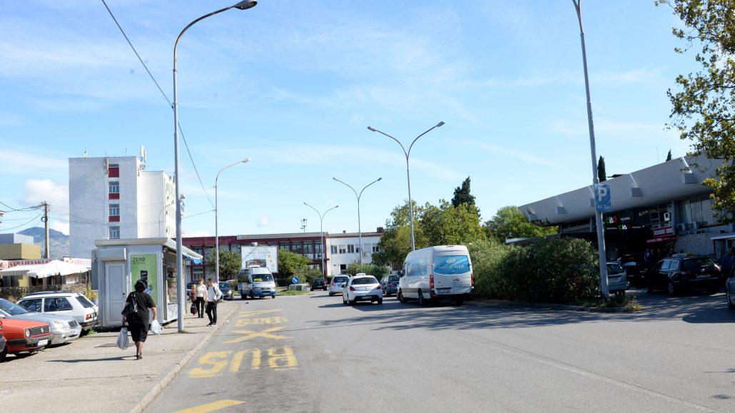 Dio oko autobuske uskoro dobija urbani mobilijar, zelenilo, mjesto zadržavanja i susreta...