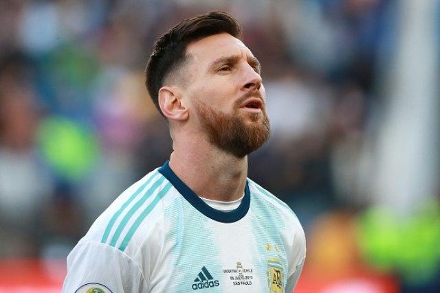 Mesi doputovao u Izrael kako bi igrao za Argentinu