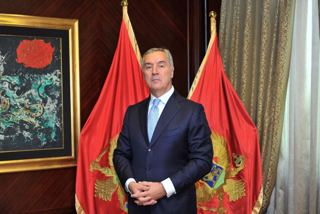 Đukanović uputio saučešće predsjedniku Ujedinjenih Arapskih Emirata