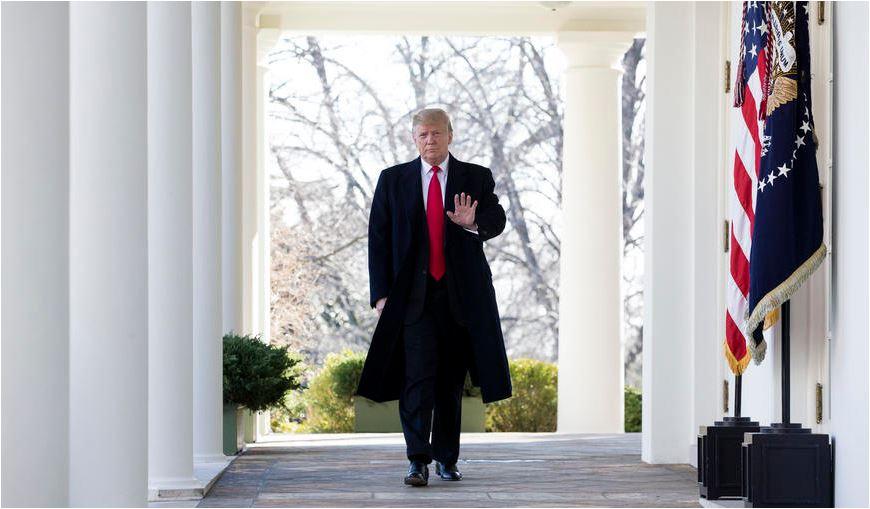 Tramp: Odjednom se pojavilo preko milion glasova