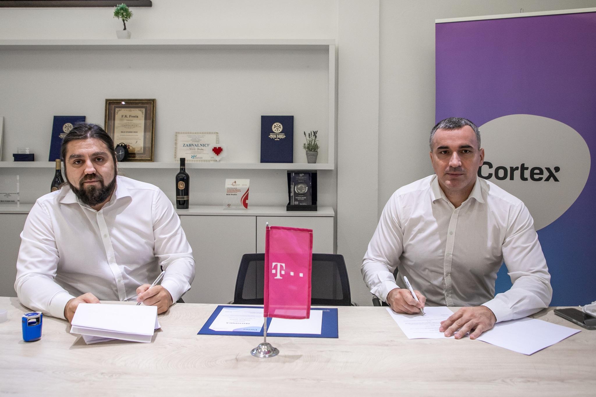 Crnogorski Telekom počasni član udruženja ICT Cortex