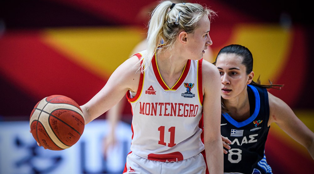 Crna Gora sa Španijom za četvrtfinale