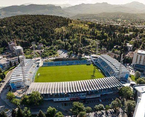 Korak bliže gradnji istočne tribine Gradskog stadiona u Podgorici