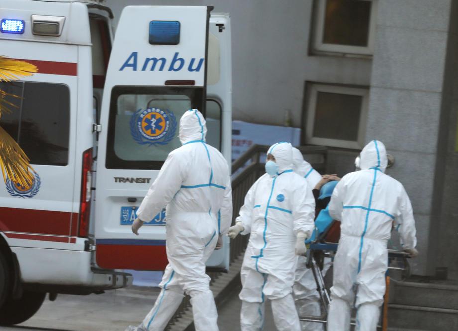 Porastao broj žrtava korona virusa