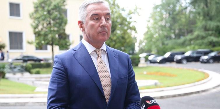 Đukanović: Podizanje nivoa pažnje Evrope prema regionu Zapadnog Balkana obećavajuće