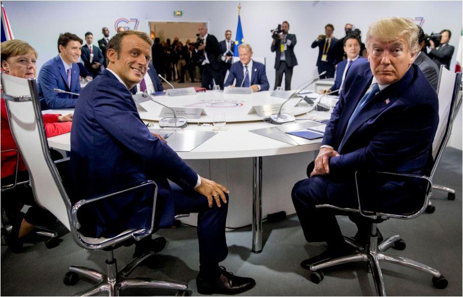 Izvor: Večera lidera na samitu G7 prilično napeta zbog odnosa prema Rusiji
