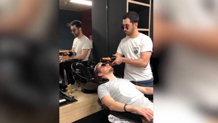 Neobična usluga u salonu: Ne koriste šampon, već šampanjac