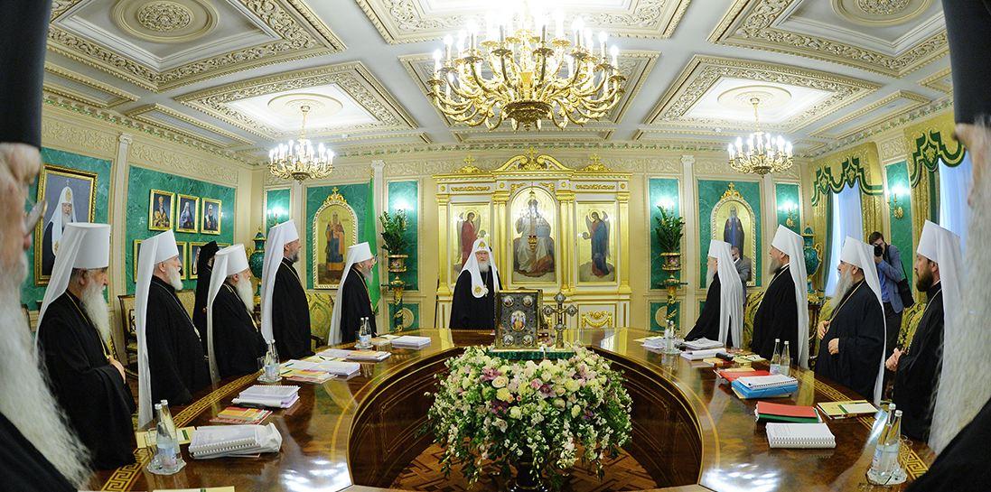 Sinod Rusije pozvao sveštenstvo u Grčkoj na pobunu protiv poglavara, Sinoda i Sabora Grčke crkve!