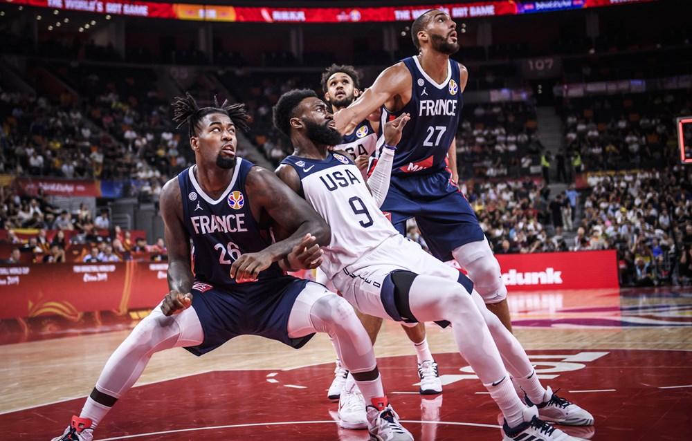 Nova senzacija na Mundobasketu: Francuzi poslali Amerikance kući!