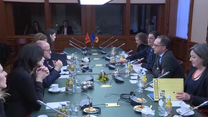 Mas: Crnoj Gori je mjesto u Evropskoj uniji