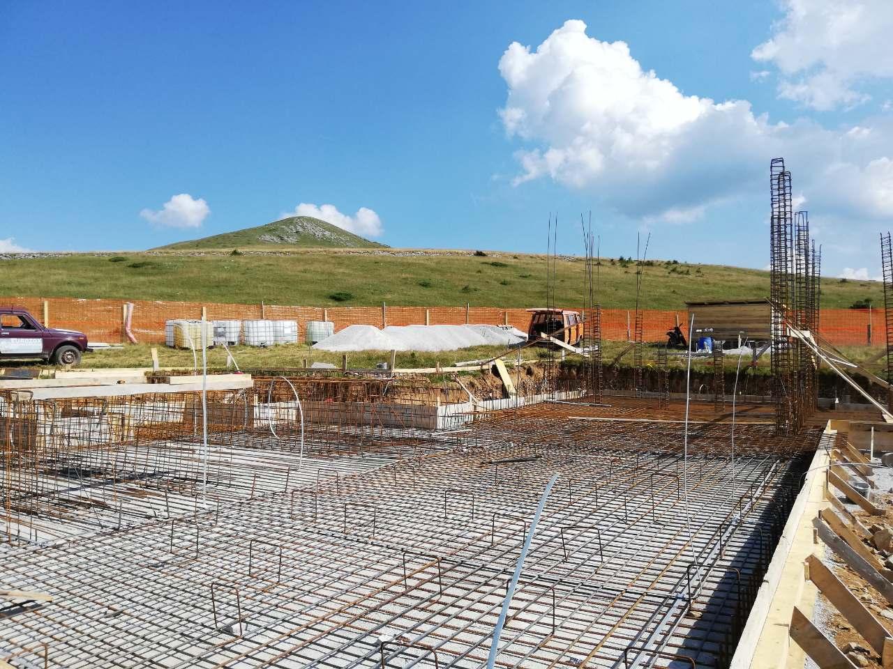 Počela izgradnja elektroenergetske infrastrukture za ski komplekse Cmiljača i Žarski