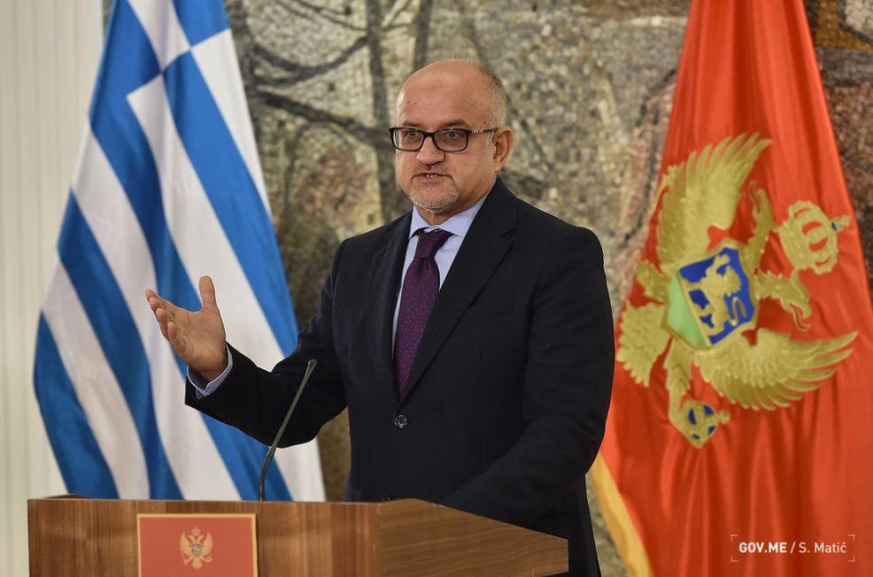 """Darmanović na konferenciji """"Od Soluna 2003. do Zagreba 2020."""""""