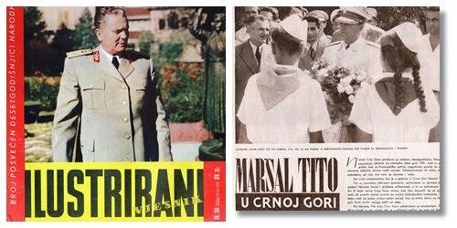 Na današnji dan: Tito s Crnom Gorom slavi desetogodišnjicu Ustanka