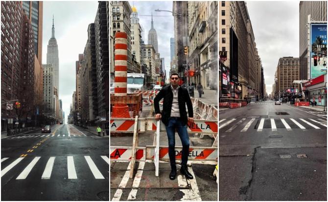 Crnogorac iz Njujorka za Antenu M: Strah i sirene svakodnevica