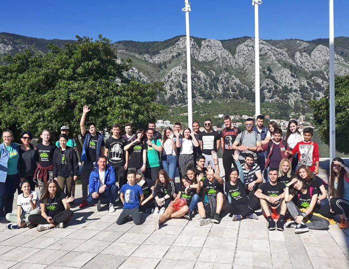 Dan planete Zemlje u Kotoru: Prikupljeno 120 kesa otpada