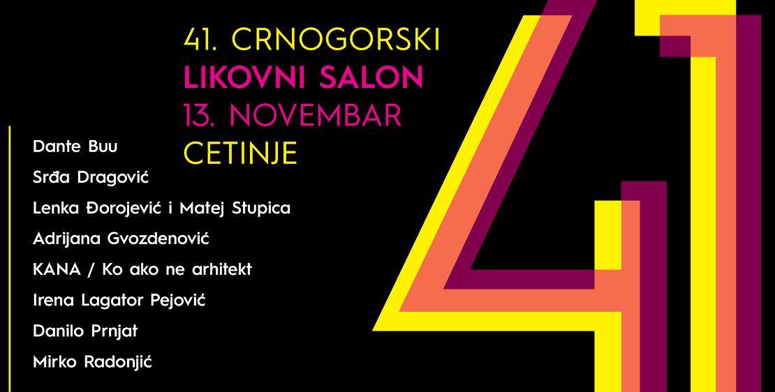 """Tradicionalni Likovni salon """"13.novembar"""" na Cetinju"""