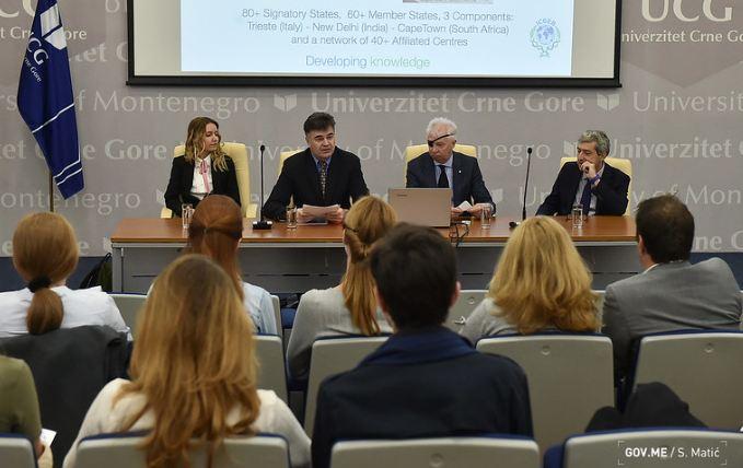 Prva posjeta visoke delegacije ICGEB-a Crnoj Gori