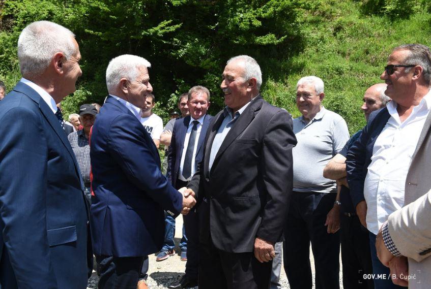 Marković: Budžet Mojkovca godišnje će biti uvećan za više od pola miliona eura