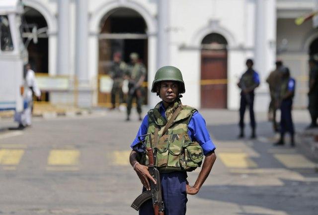 Navodni vođa napada u Šri Lanki poginuo u napadima?