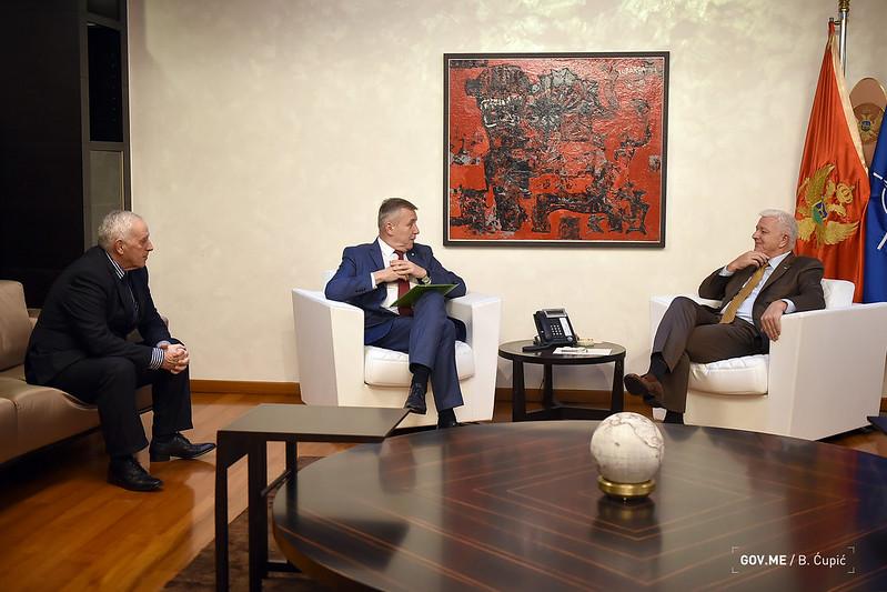 Marković: Kotor ima podršku Vlade za kvalitetniji života građana