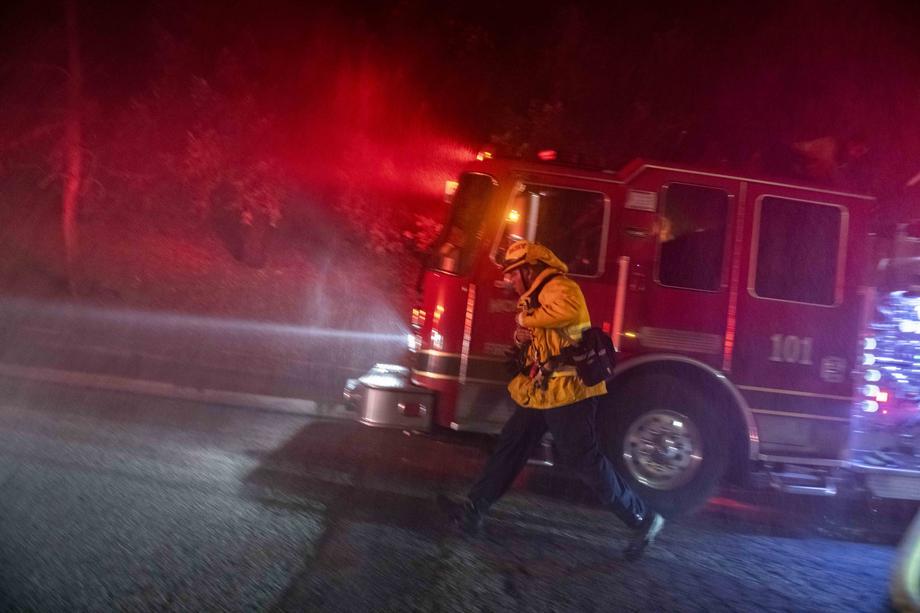 Požar u hotelu na Zlatiboru