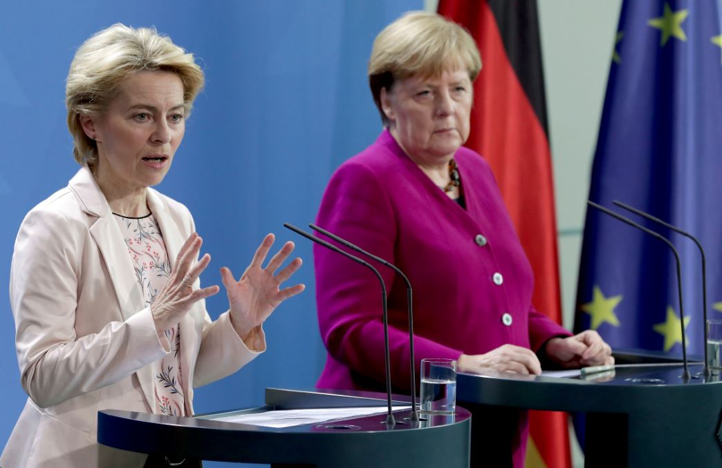 Predsjednica EK smatra da je NATO izvanredna institucija uprkos kritikama