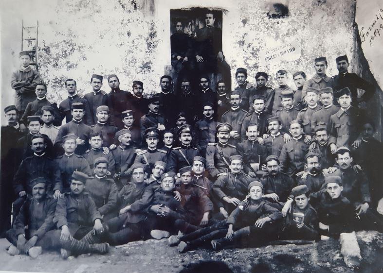 CRNOGORSKI KOMITA IZ ROVACA MIKO VLAHOVIĆ (1881-1927)