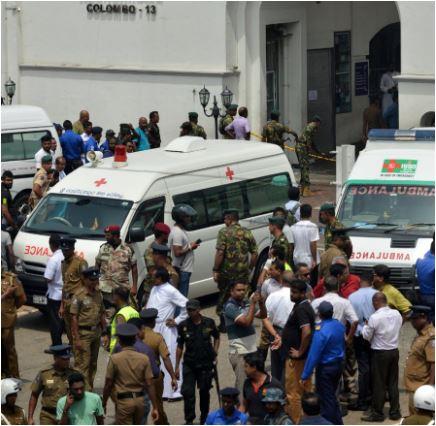 U Šri Lanki najmanje 215 ubijenih, osam osoba uhapšeno