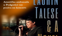 Laurin Talese & A Novel Idea gostuje u Crnoj Gori