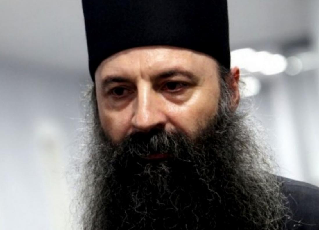 Porfirije: Nadam se da Vaseljenska patrijaršija neće dodijeliti autokefaliju Crkvi u Crnoj Gori