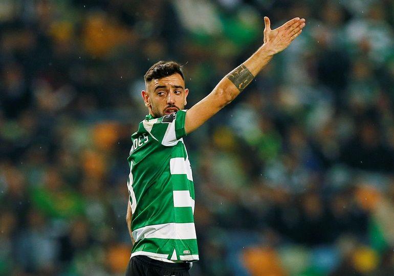 Komplikuje se oko Bruna Fernandeša, Junajted zaprijetio Sportingu