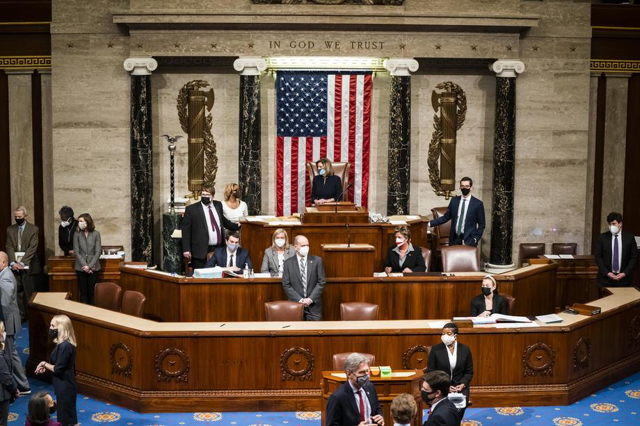 Predstavnički dom izglasao opoziv Donalda Trampa